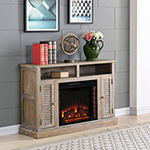 Alger Electric Media Fireplace