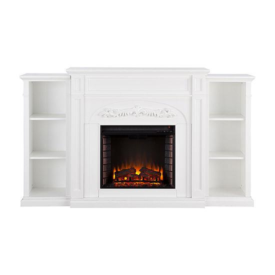 Southern Enterprises Conran Electric Fireplace