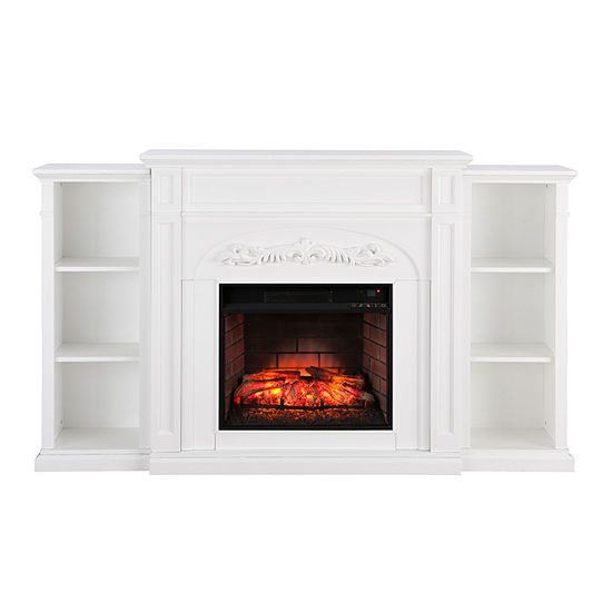 Southern Enterprises Conran Electric Fireplace