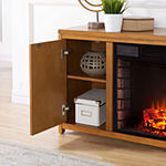 Linus Electric Fireplace