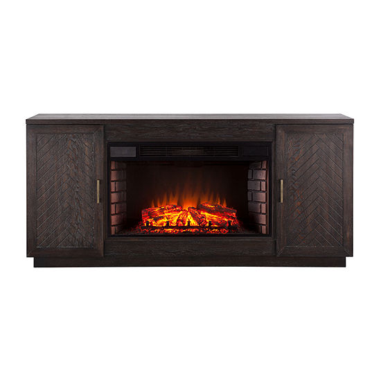 Southern Enterprises Lauro Electric Fireplace