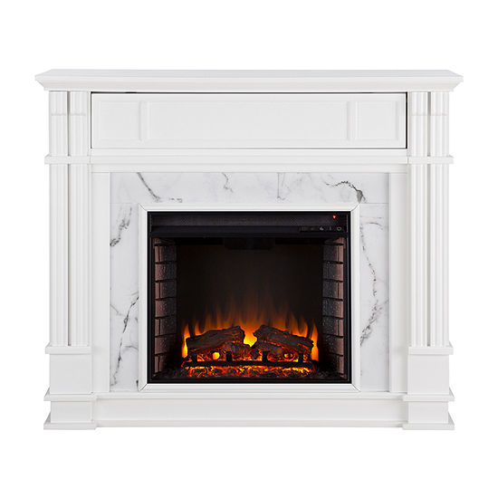 Hassan Electric Fireplace