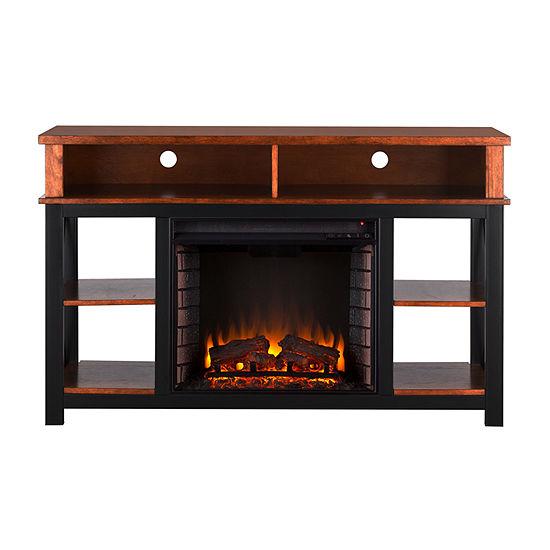 Southern Enterprises Ellar Electric Fireplace