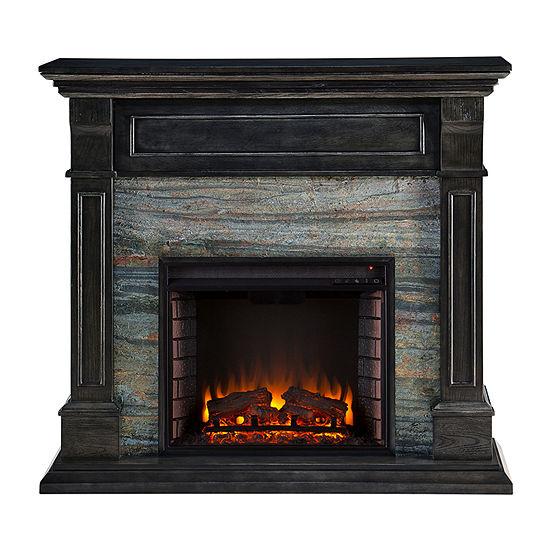 Southern Enterprises Judd Electric Fireplace