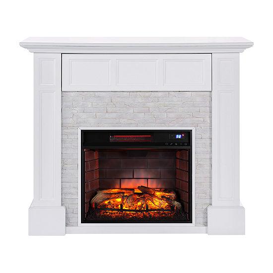 Southern Enterprises Bello Electric Fireplace