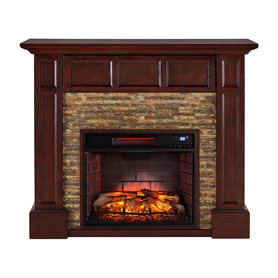 Southern Enterprises Bello Electric Fireplace