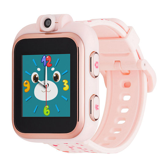 Itouch Playzoom Girls Pink Smart Watch Ipz13077r06a Bpr