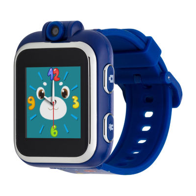 Itouch Playzoom Boys Blue Smart Watch-Ipz03486s06a-Nvp