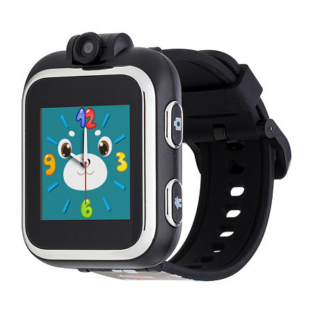 Itouch Playzoom Boys Black Smart Watch Ipz03517s06a-Blt, One Size