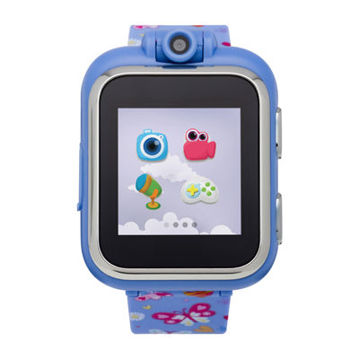 Itouch Playzoom Girls Purple Smart Watch-Ipz13350s06a-Llp