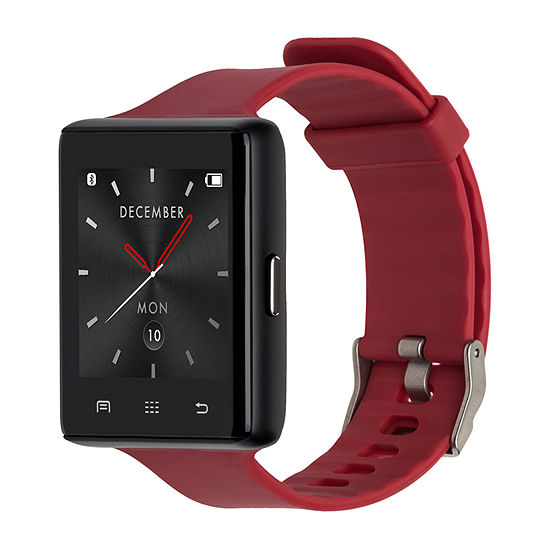Itouch Air 2 Heart Rate Unisex Multi-Function Red Smart Watch-Ita34605b932-033