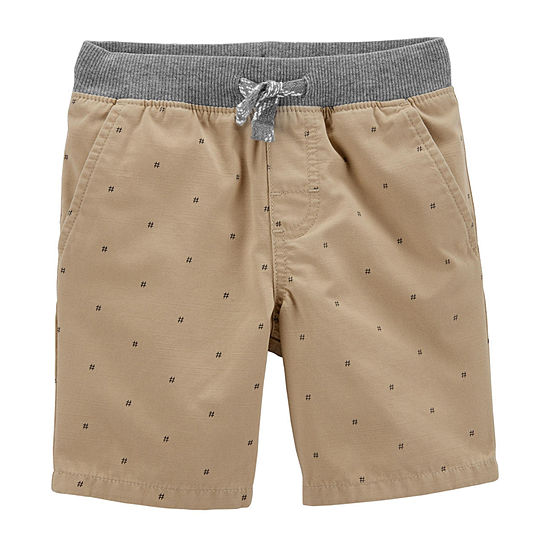 Carter's Toddler Boys Pull-On Short