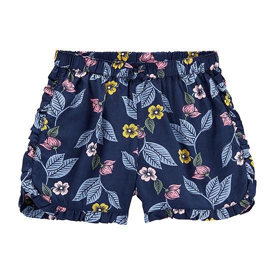 Carter's Girls Pull-On Short Preschool / Big Kid