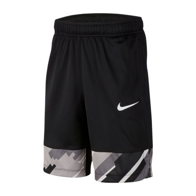 Nike Boys Elastic Waist Pull-On Short Preschool / Big Kid