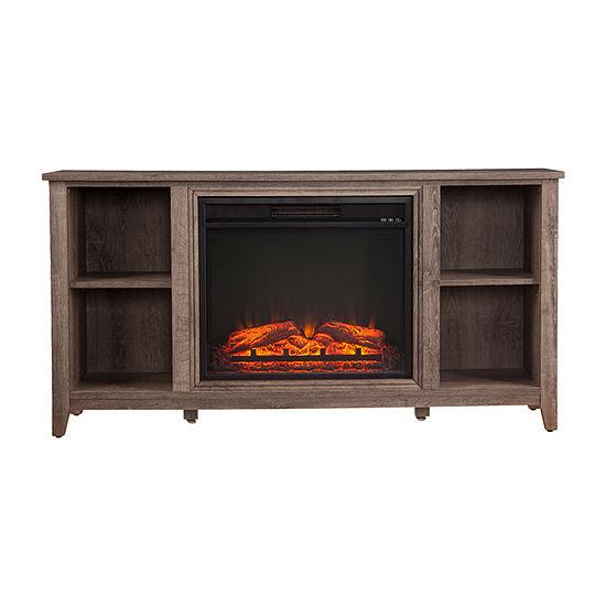 Southern Enterprises Paley Electric Fireplace