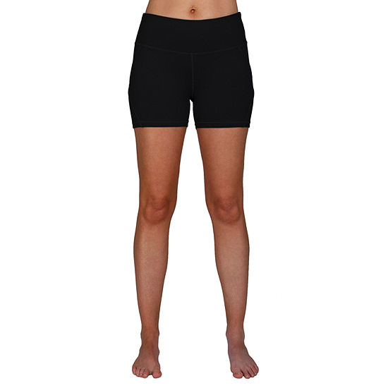 "Jacques Moret Womens Moisture Wicking 5"" Bike Short"