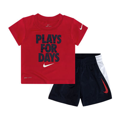 Nike 2-pc. Short Set Boys
