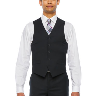 Collection by Michael Strahan Mens Classic Fit Suit Vest
