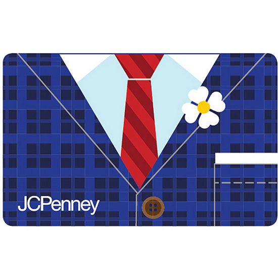 Suit Gift Card