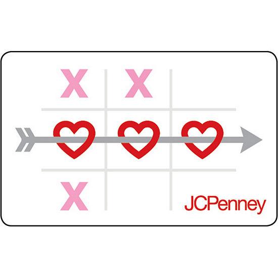 Arrow Hearts Gift Card