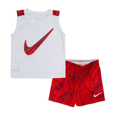 Nike 2-pc. Short Set Boys
