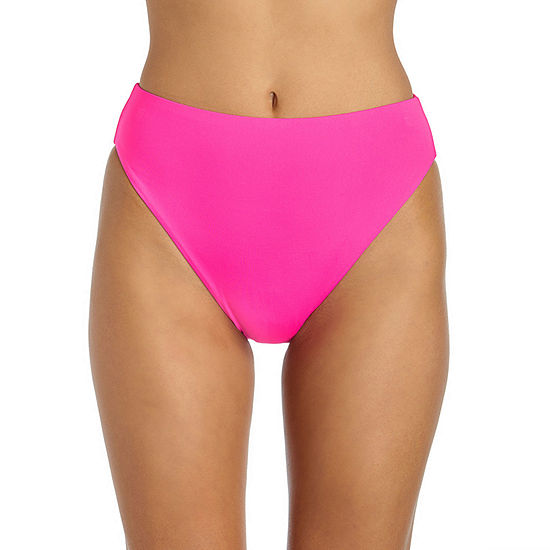 Ambrielle High Waist Swimsuit Bottom