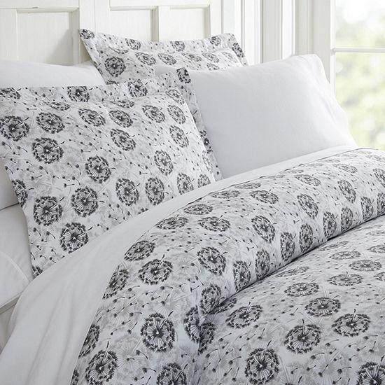 Casual Comfort Premium Ultra Soft 3 Piece Make a Wish Print Duvet Cover Set