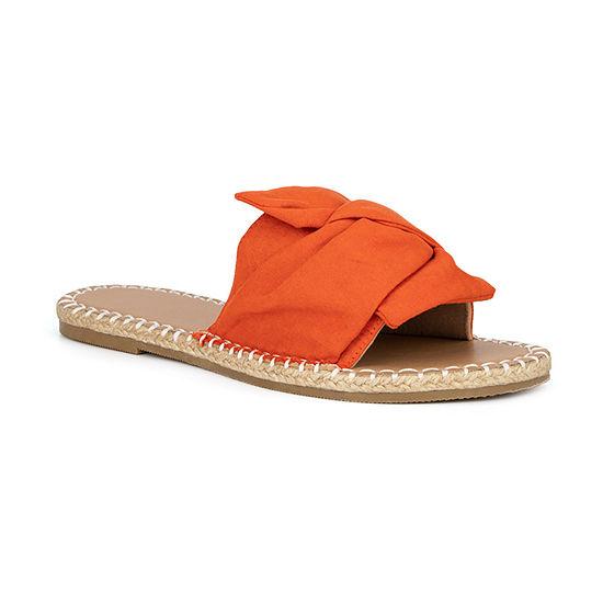 Mynah Womens Cabo Flat Sandals