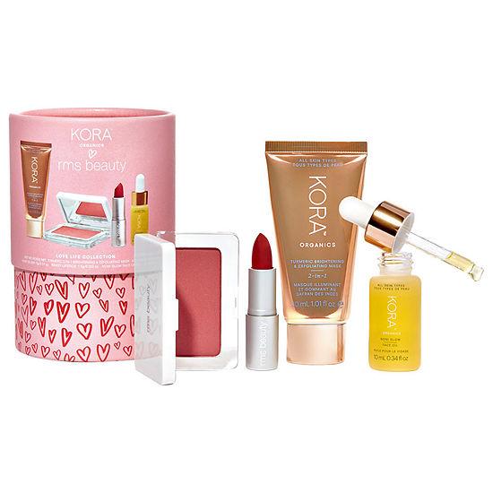 rms beauty rms beauty x Kora Organics Love Life Value Set