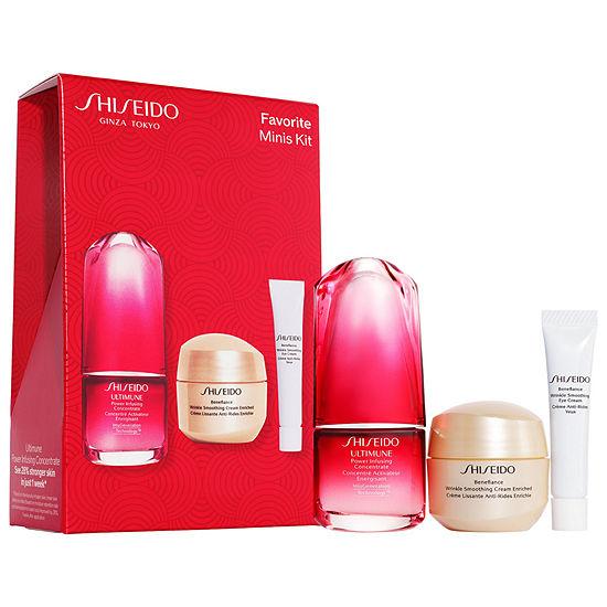 Shiseido Ultimune Ritual Mini Set