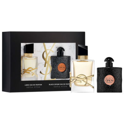 Yves Saint Laurent Mini Black Opium & Libre Eau de Parfum Duo