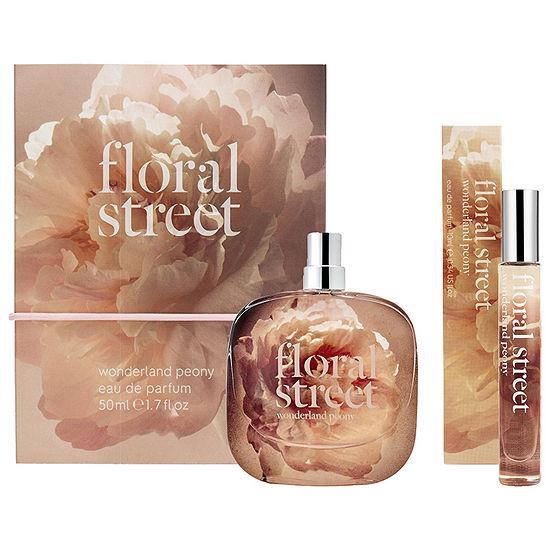 Floral Street Wonderland Peony Perfume Gift Set