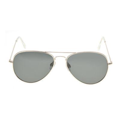 JF J.Ferrar Mens Full Frame Aviator Sunglasses