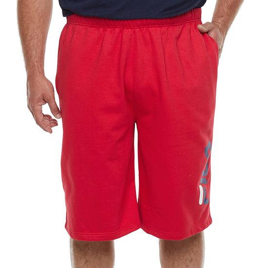 Fila Mens Workout Shorts - Big and Tall