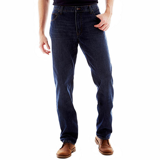 The Foundry Big & Tall Supply Co.™ 5-Pocket Jeans