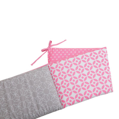 Trend Lab® Lily Crib Bumper