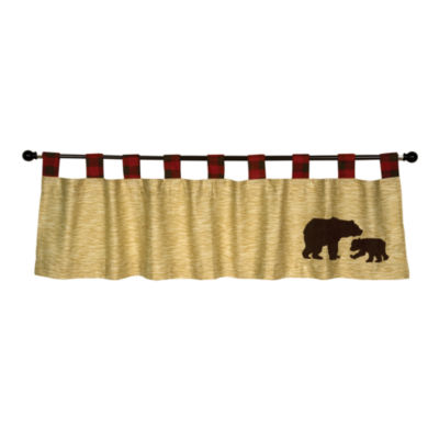 Trend Lab® Northwoods Tab-Top Valance