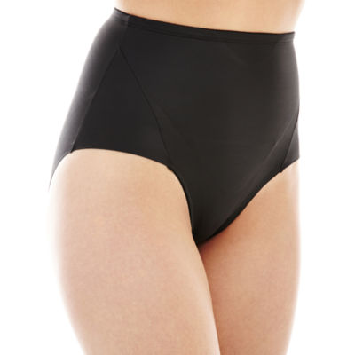 Naomi And Nicole Waistline Comfort Leg Wonderful Edge® Firm Control Control Briefs 7044