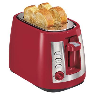 Hamilton Beach® Ensemble™ Extra-Wide Slot 2-Slice Toaster