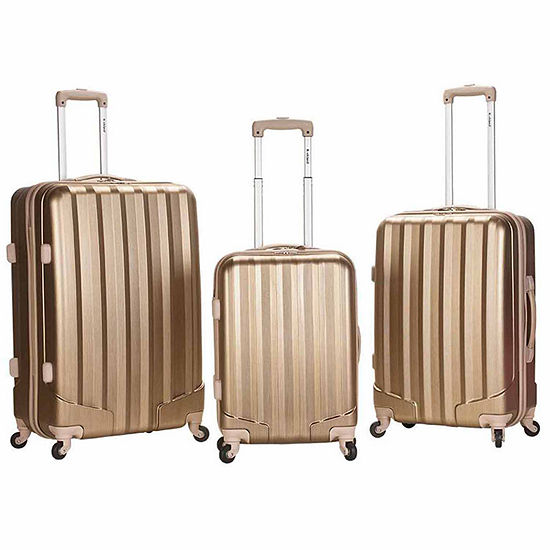 Rockland 3-pc. Hardside Luggage Set