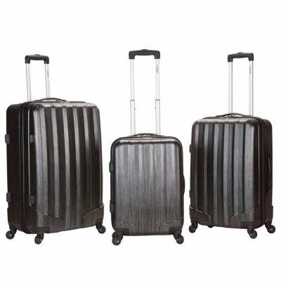 Rockland 3-pc. Hardside Luggage Set