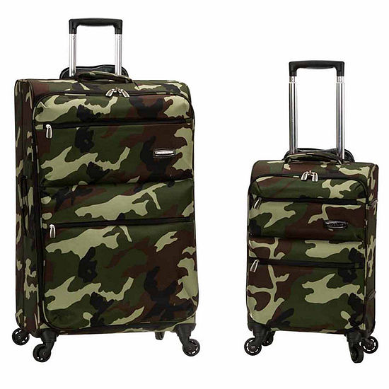 Rockland Gravity 2-pc. Lightweight Luggage Set