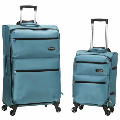 Rockland Gravity 2-pc. Lightweight Luggage Set