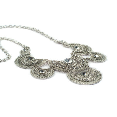 Arizona Filigree Center Stone Necklace