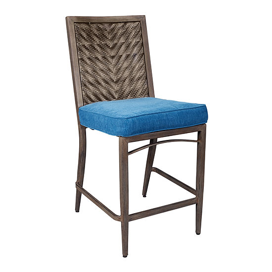 Pleasing Outdoor By Ashley Fiji Barstool Set Of 4 Jcpenney Gmtry Best Dining Table And Chair Ideas Images Gmtryco