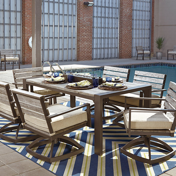 Outdoor by Ashley® Kane Dining Table