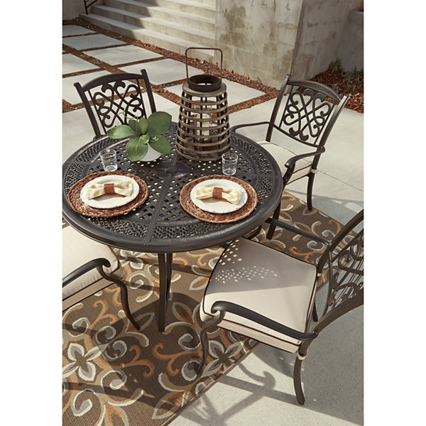 Outdoor by Ashley® Mali Round Dining Table