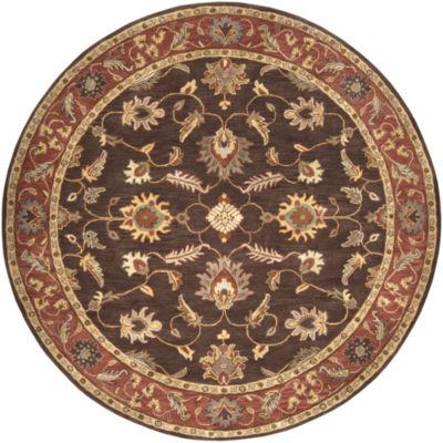 Decor 140 Darius Hand Tufted Round Indoor Rugs