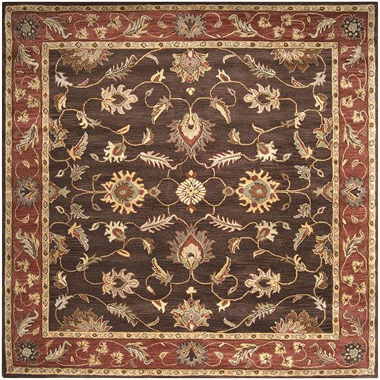 Decor 140 Darius Hand Tufted Square Indoor Rugs