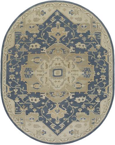 Decor 140 Demetrios Hand Tufted Oval Rugs